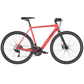 ORBEA Gain F20 E-citybike rød